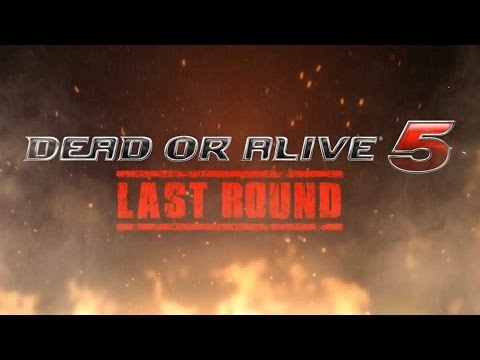 DEAD OR ALIVE 5 LAST ROUND - LAST FIGHT TRAILER thumbnail