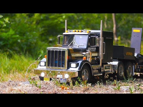 GREATEST RC TRUCK COLLECTION!! *RC TRUCKS, RC FIRE TRUCKS, RC MACHINES, RC CARS