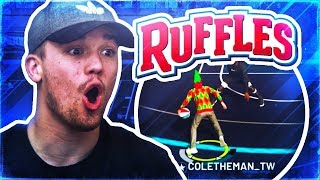 I PLAYED RUFFLES WITH MY 5'7 DRIBBLE G0D! I WON UNLIMITED BOOSTS W/ A TINY PLAYER?