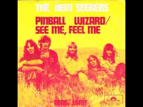 Pinball Wizard / See Me, Feel Me performed by The New Seekers