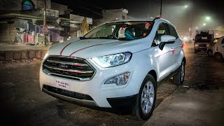 FORD EcoSport 1st Service | Total kharcha  #ford #Ecosport #service