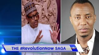 Presidency Reacts To Soyinka, Falana's Criticism Over Sowore's Arrest