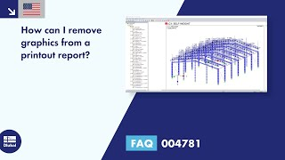 FAQ 004781 | How can I remove graphics from a printout report?