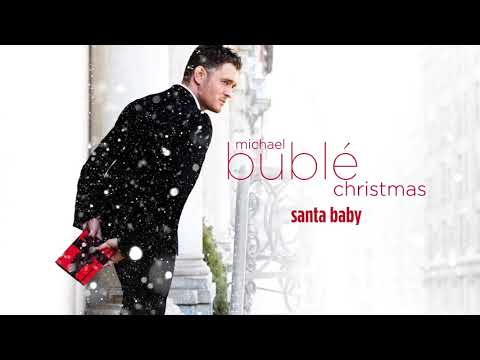 New Michael Bublé – Santa Baby [Official HD]