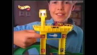Kinderprogramm Kabel eins So. 29.10.1995 Spielzeug Werbespots + Irre Kinderei