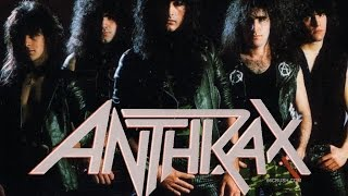 Anthrax: Be All End All (Lyrics)