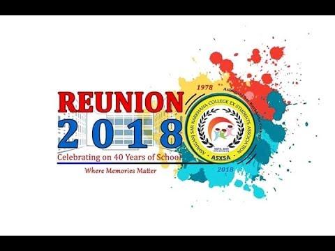 ASXSA Reunion 2018 | AFCCL Batch 14 |  ৪০ বছর পূর্তি উদযাপন