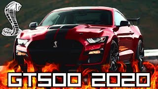 Ford Mustang Shelby GT500 2020 | ¿Asesino de Camaros y Challengers?
