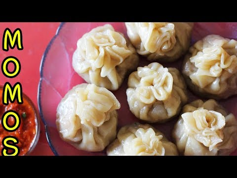 Veg Momos   Quick and Delicious Veg Dumpling Recipe   Special Snacks Recipes   Kanak's Kitchen