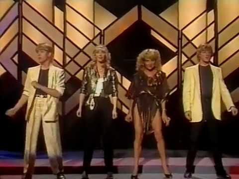 """Bucks Fizz - """"Piece of the Action"""" on Star Express"""