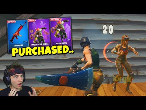 every time i die i BUY something from the ITEM SHOP ... (so annoying)