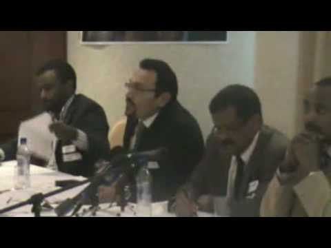 Press conference on doctors strike in Sudan (5)