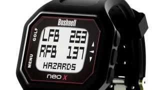 Bushnell NEO X Golf GPS Rangefinder Watch, Golf Range Finders Reviews