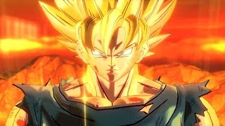 Видео DRAGON BALL XENOVERSE 2