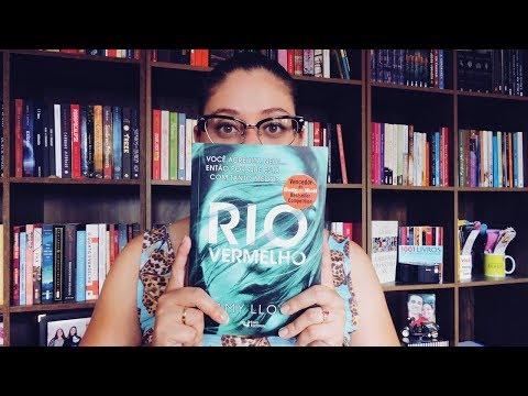 RIO VERMELHO por AMY LLOYD | DICA DE LEITURA- Entre Histórias