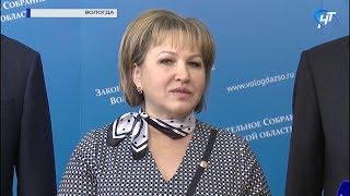 Елена Писарева стала председателем Парламентской Ассоциации Северо-Запада России