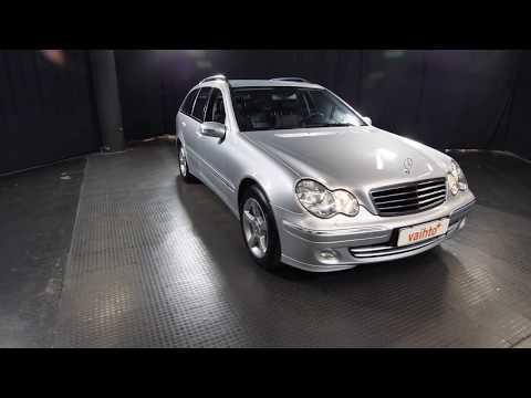Mercedes-Benz C 180T Kompressor Avantgarde STW Aut., Farmari, Automaatti, Bensiini, ORI-483