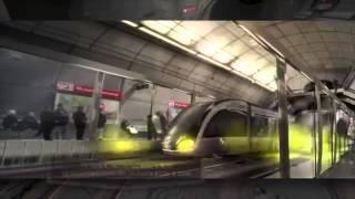 preview picture of video 'Citytv.com.co: Así será el Metro de Bogotá'