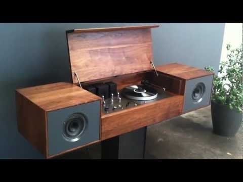 Hands on with the Symbol Audio Modern Record Console