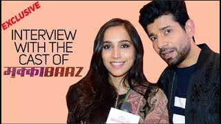 Exclusive Interview With The Cast of Mukkabaaz | Vineet Kumar | Zoya Hussain |
