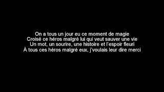Soprano   À Nos Héros Du Quotidien (audio+lyrics)