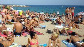 preview picture of video 'Sitges - Costa Dorada, Catalonia - Spain'