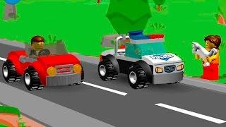 Мультики про машинки - Супер полицейский. Новые мультфильмы и видео для детей.