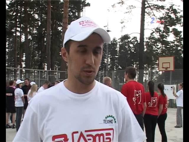 Бизнес-спартакиада впервые прошла в Ангарске