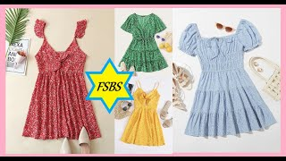 Beautiful Floral Dresses 2020 Elegant Ladies Outfits New Floral Dress Outfit=FSBS