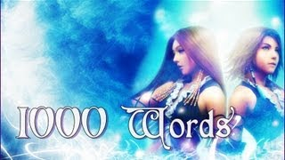 Sharm - Sweetbox - 1000 Words [Cover]