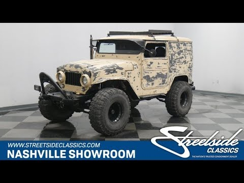 1978 Toyota Land Cruiser FJ (CC-1250863) for sale in Lavergne, Tennessee