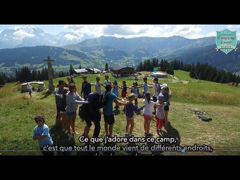 Présentation summer camp