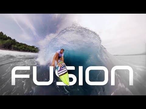 GoPro VR: This Is Fusion