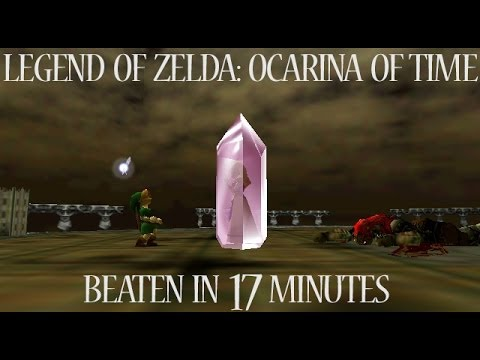 Legend of Zelda: Ocarina of Time TAS in 16:57,69 by MrGrunz and Bloobiebla