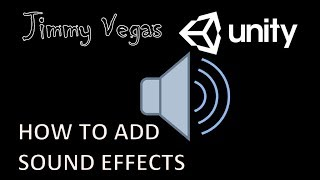 Mini Unity Tutorial - How To Add Sound Effects