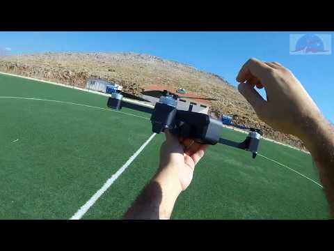 Flight Log 31-Aug-2019: Eachine EX3 (from Banggood.com)