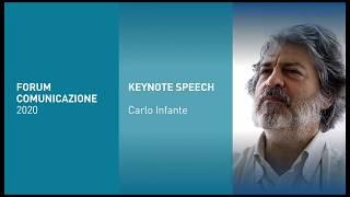 Youtube: Carlo Infante | Urban Experience | Un nuovo modello di storytelling | Forum Comunicazione 2020