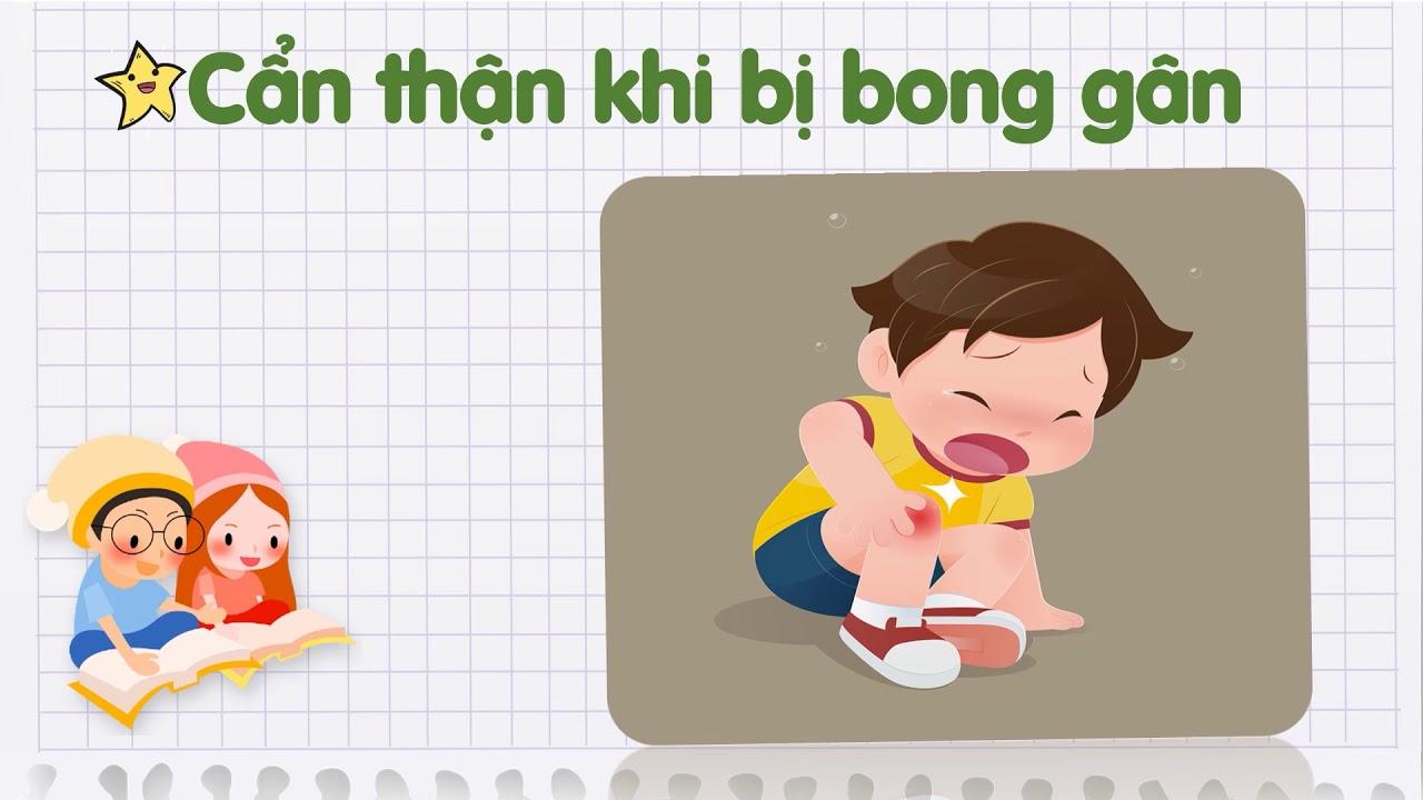 Kỹ năng giúp bé tránh xa hiểm nguy