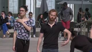 vidéo de solitude ensemble (un essai)  - Poitiers