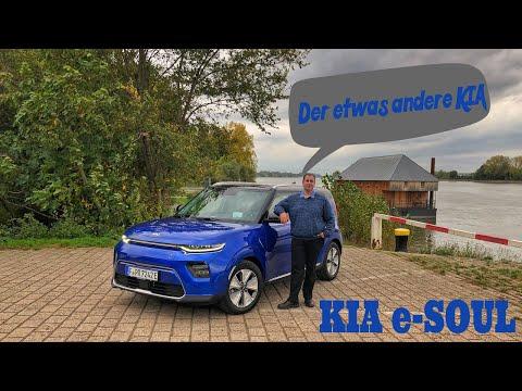 KIA e-Soul - das beste E-Auto unter 40.000€ ?! Test | Review | Fahrbericht