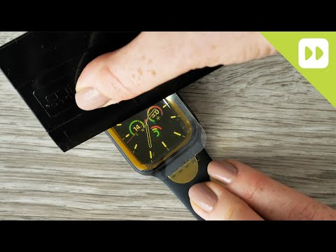 Apple Watch 6 / SE: Best Screen Protectors