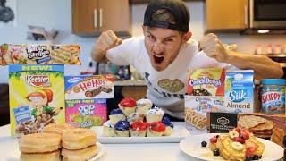 THE 60,000 CALORIE CHALLENGE