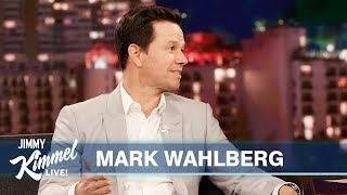 Mark Wahlberg on Tom Brady's Future, His Kids & New Movie