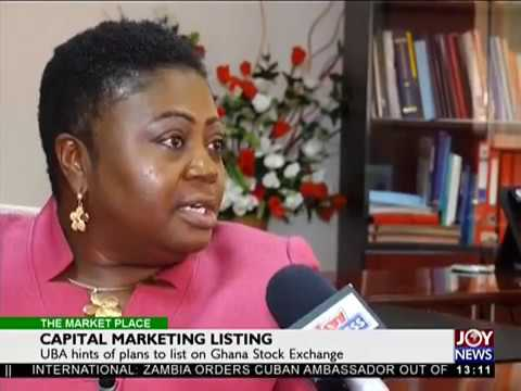Capital Marketing Listing - The Market Place on Joy News (4-4-18)