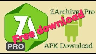 Zarchiver Donate Mod Apk