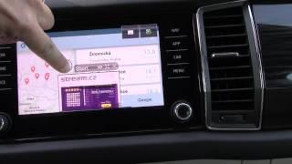 VW, Skoda, Seat - full MirrorLink Samsung Andorid 7, 8 Floating Apps