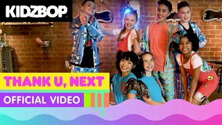 KIDZ BOP Kids - Thank U, Next (Official Music Video) [KIDZ BOP 40]