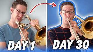 Keith Learns Trombone In 30 Days