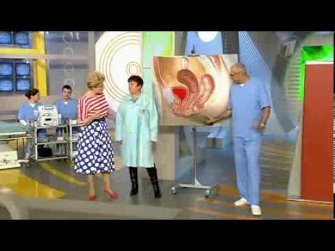 Цистоцеле -- выпадение мочевого пузыря