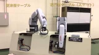MZ07(NACHI)デモンストレーション